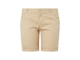 Regular Fit Bermudas aus Baumwolle