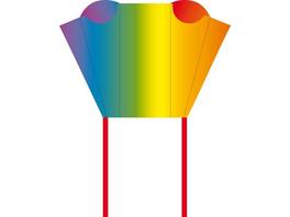 Pocket Sled Rainbow, Drachen