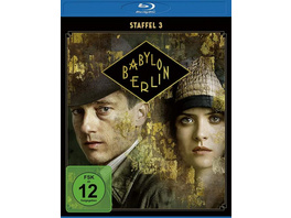 Babylon Berlin - Staffel 3  [3 BRs]