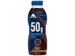 Multipower Protein Shake 50g - 500ml-Strawberry