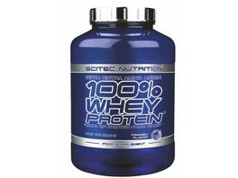 Scitec Nutrition 100% Whey Protein 2350g-Milchschokolade